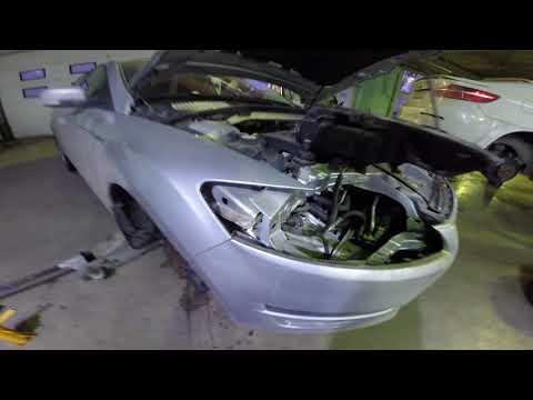 Ford Mondeo 4 датчик частоты вращения обрыв, ошибка Can коммутации.