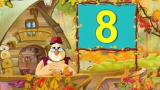 Арифметика-малышка тетушки Совы (Все серии подряд)