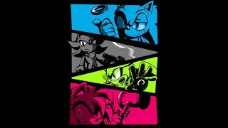 Cowboy Nova (Sonic Rush vs. Cowboy Bebop)