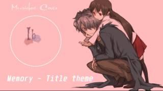 Gambar cover [Music box Cover] Ib OST - Memory