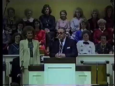 Jack Hyles Sermon A Vote For The Blood