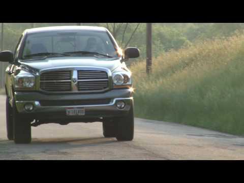 Dodge Ram Hemi 4.7L Exhaust Dynomax 24222 muffler