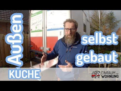 Außenküche Mit License : Erste schritte zur außenküche youtube