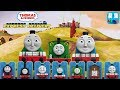 The Big Blue Engine and Two Green Engine Thomas & Friends: Express Delivery