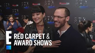 Shailene Woodley & Sam Claflin Talk On-Screen Chemistry | E! Red Carpet & Award Shows