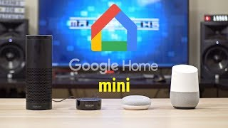 Google Home Mini Review - Is it better than the Echo Dot?