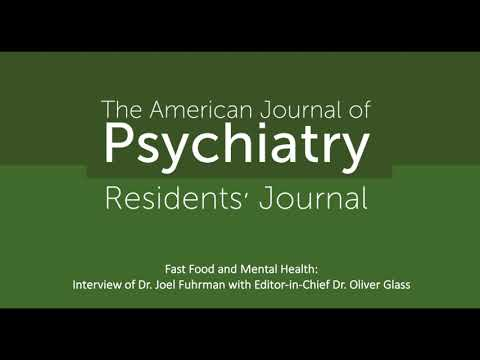 Fast Food And Mental Health With Dr. Joel Fuhrman