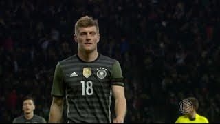 Toni Kroos vs England (H) 15-16 1080i HD