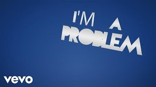 becky g   problem official lyric video ft william