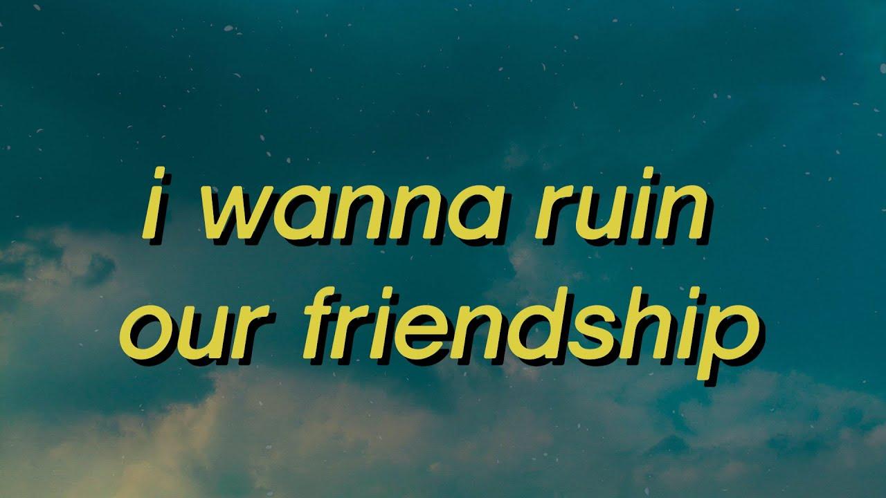 Jenny - Studio Killers (Lyrics) i wanna ruin our friendship we should be lovers instead tiktok
