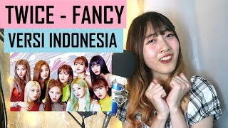 Gambar cover TWICE - FANCY (versi Indonesia) by Angelyn