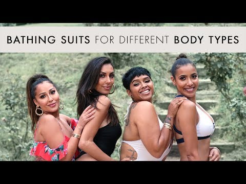Adrienne Houghton's Best Swimsuit for Your Body Type | All Things Adrienne