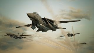 ACE COMBAT 7: SKIES UNKNOWN - Art & Story Trailer | PS4, PSVR, X1, PC