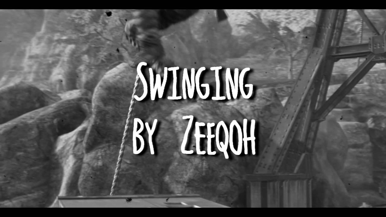 yeah Swinging like oh