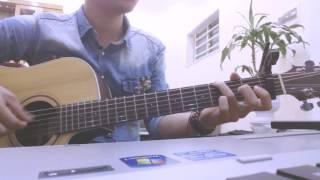 Chờ Anh Đến Bao Giờ - Lương Minh Trang | Guitar cover