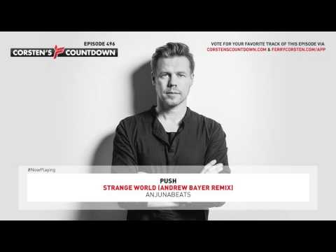 Corsten's Countdown #496 - Corsten's Countdown Yearmix Of 2016 - Official Podcast HD