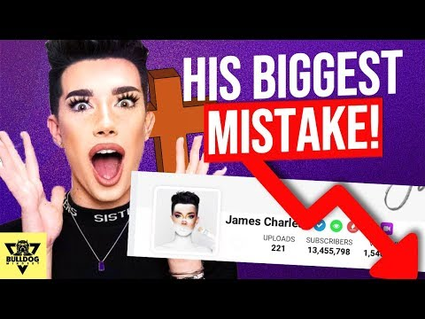NEVER APOLOGIZE - James Charles Just Lost 3 MILLION Subscribers (And Here's Why) Mp3