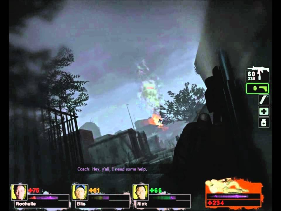 re2 animated healthbars (Left 4 Dead 2) - GameMaps