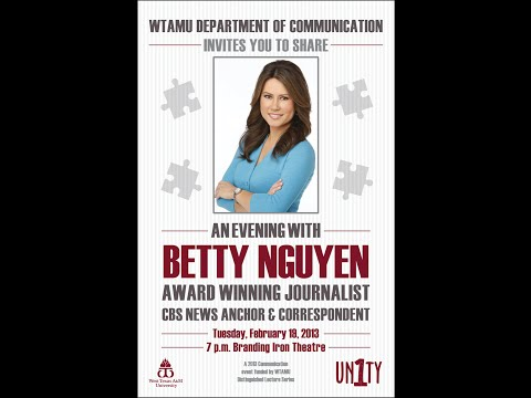 Betty Nguyen: A famous Vietnamese-American Television Journalist