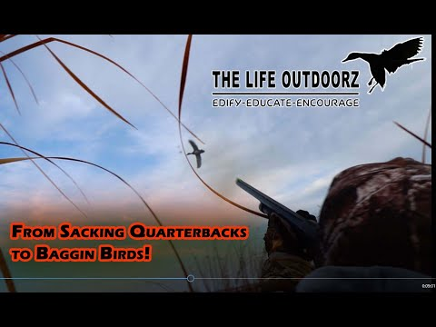 Oregon Duck Hunting: Into The Unknown: Episode 4: Bringing Life Back Into Focus.