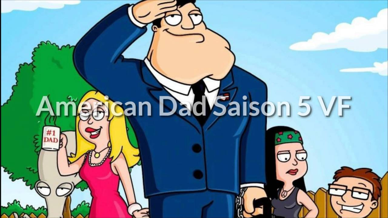 American Dad Streaming