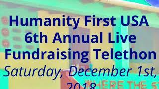 Highlights of HF USA Fundraising Telethon 2018