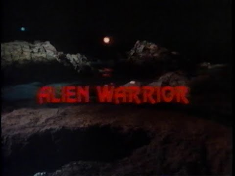 MOVIE NIGHT #1 - Alien Warrior [1985] [VHS] [Sci-Fi B-Movie] [Not My Conversion]