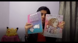 Hablando de dos libros de Nacarid Portal   Ruby Castro