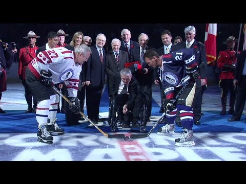HOCKEY HALL OF FAME LEGENDS CLASSIC AT ACC