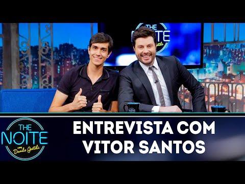 Entrevista com Vitor Santos  The Noite 191118