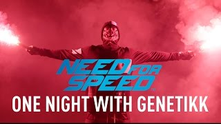 Need for Speed: Tonight we ride - mit Genetikk