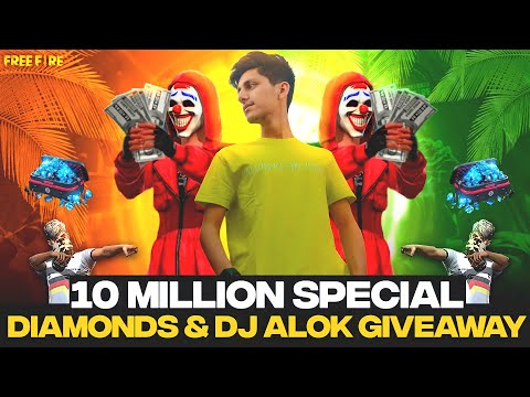 Dj Alok Giveaway & Factory Challenge Custom Room Free Fire Live New Event - Garena Free Fire