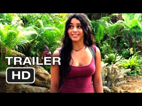 Random Movie Pick - Journey 2: The Mysterious Island Official Trailer #1 - Dwayne Johnson, Vanessa Hudgens (2012) HD YouTube Trailer