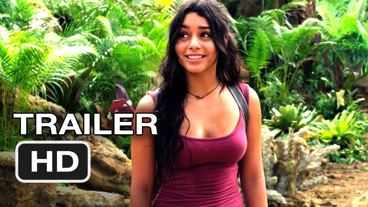 Journey  The Mysterious Island Official Trailer  Dwayne Johnson Vanessa Hudgens  Hd Youtube