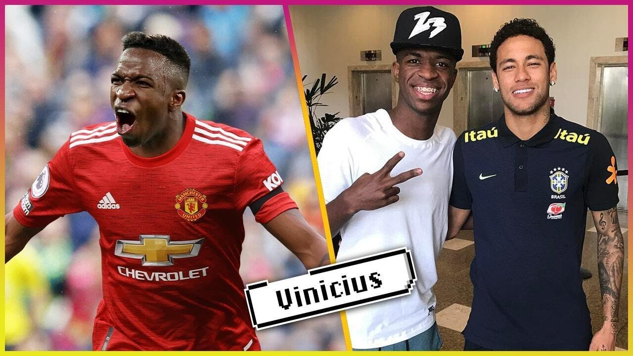 Download 8 things you didn't know about Vinícius Jr. | Oh My Goal