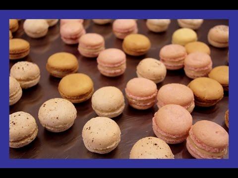 Macarons - Die Italienische Methode - Macaron Tutorial Nr1 - How To Make Macarons - Von Kuchenfee