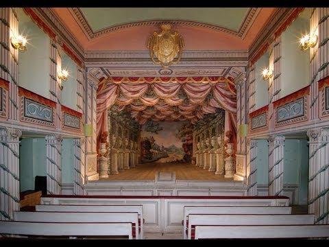 Litomyšl Castle Theatre