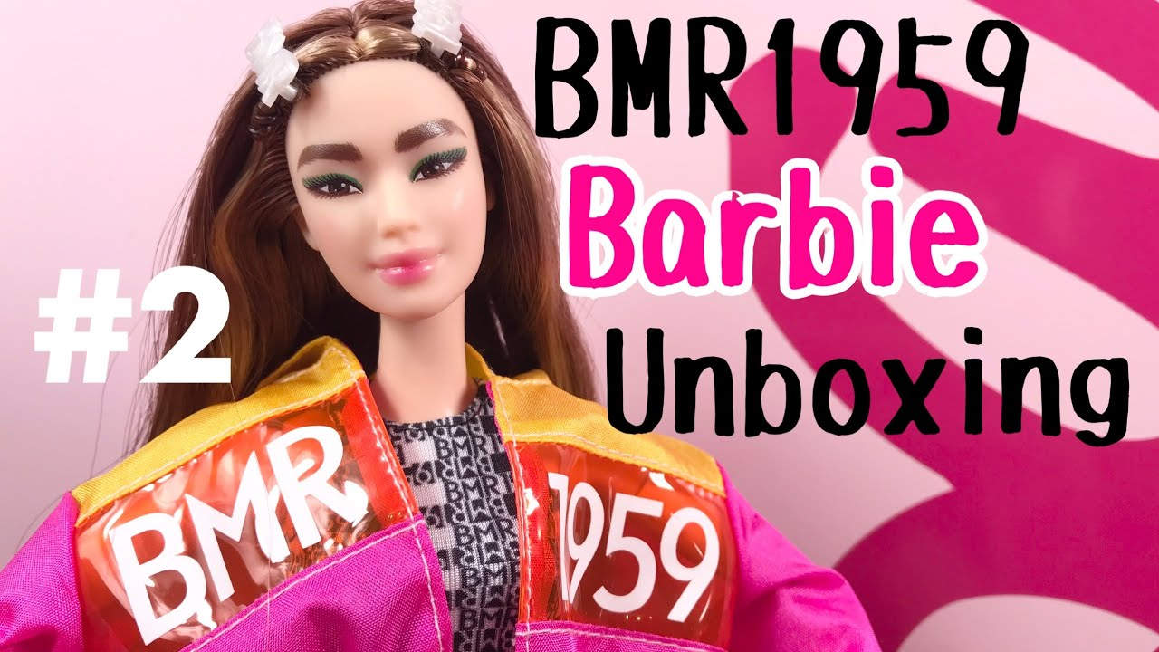 BMR1959 BARBIE DOLL UNBOXING & REVIEW 2020! ep2 TANGO FACE