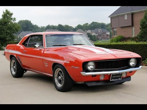 1969 Chevrolet Camaro Yenko Tribute For Sale - YouTube