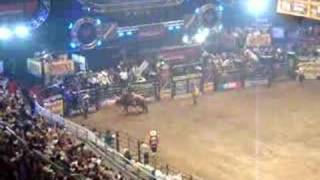 PBR Rodeo at Madison Square Garden