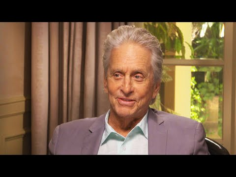 Michael Douglas Opens Up About His 16-Year-Old Daughter, Carys, Dating