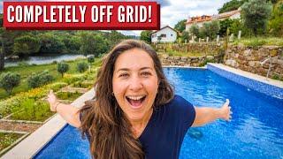 Luxury Off Grid Living   Secret Portugal