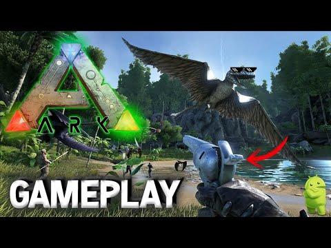 игру apk survival evolved