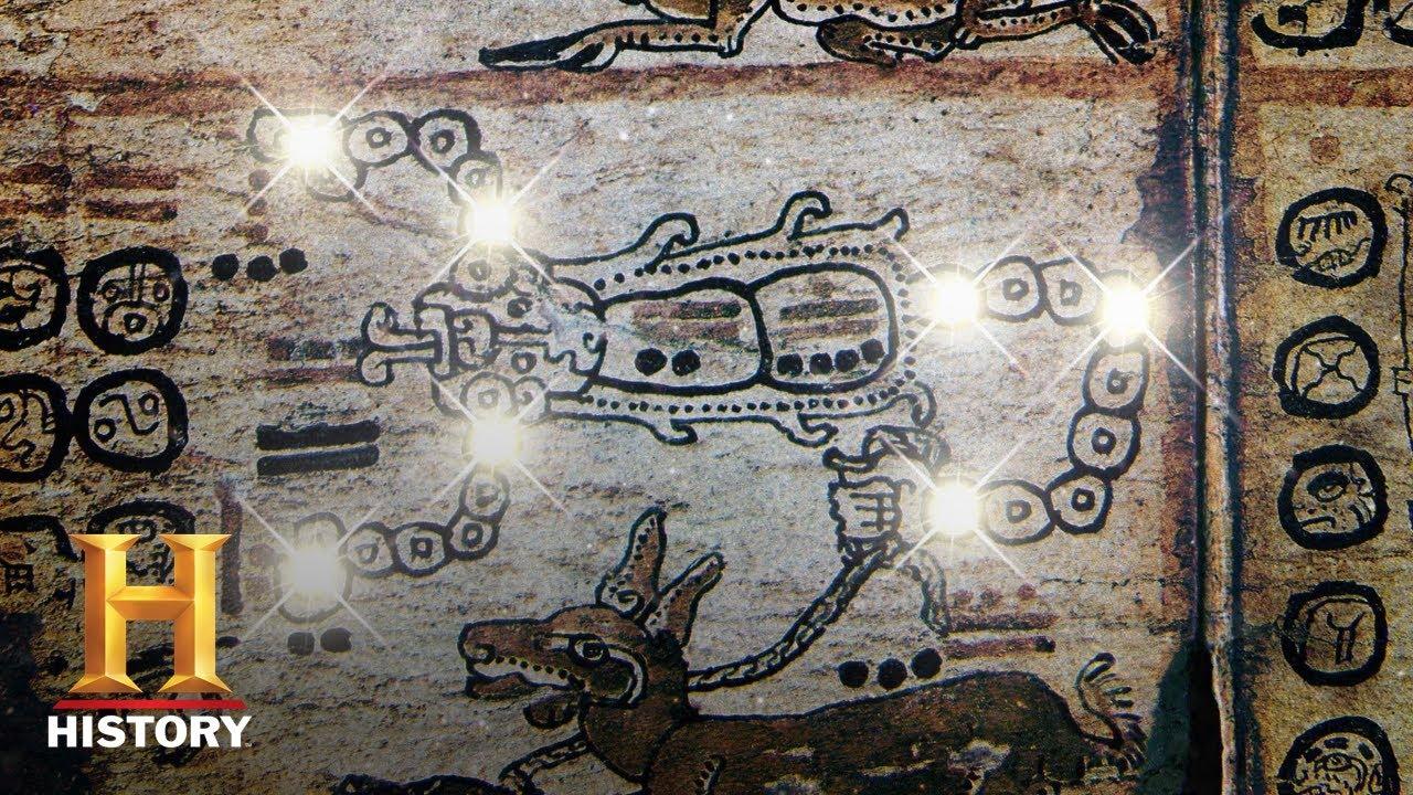 Download Ancient Aliens: Star Map Reveals Lost Mayan City (Season 12)   History