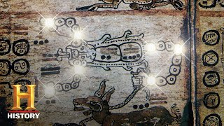 Ancient Aliens: Star Map Reveals Lost Mayan City (Season 12) | History