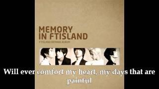 [ENG/MP3 DL] FT Island - 상심 (Heartache)