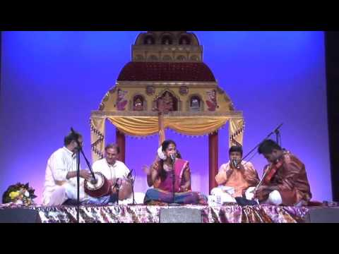 Saumja Carnatic Vocal Arangetram | Berlin October 2012 Part 2