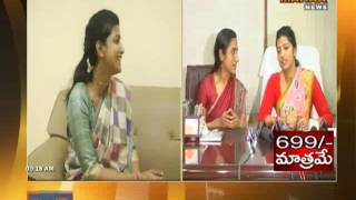 Face To Face With Warangal Urban Collector Amrapali | Womens Day Special | Mahaa News