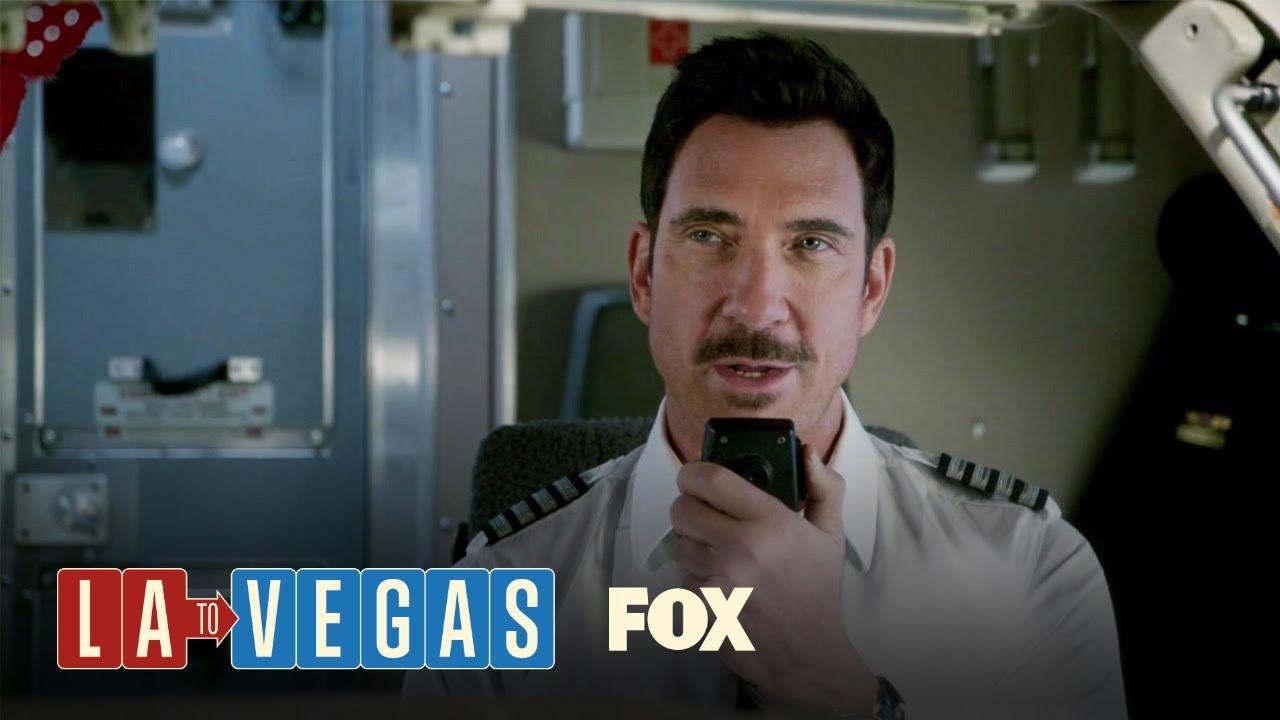 Captain Dave Advertises One Of His Favorite Stops In Vegas | Season 1 Ep. 4 | LA TO VEGAS