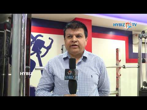 Vinaya Sha About Proline Fitness Equipments